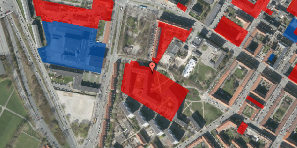Jordforureningskort på Gråspurvevej 25, 4. 2, 2400 København NV