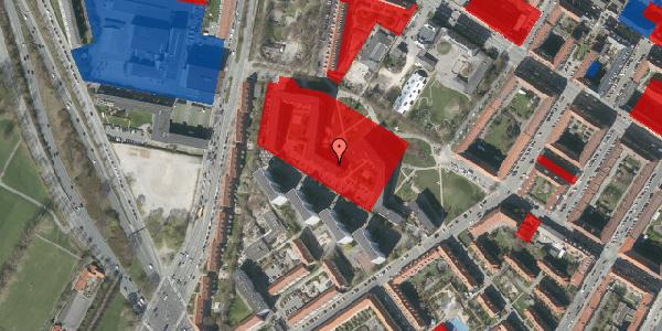 Jordforureningskort på Gråspurvevej 43, 1. 3, 2400 København NV