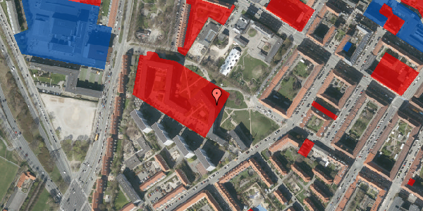 Jordforureningskort på Gråspurvevej 55, 3. 2, 2400 København NV