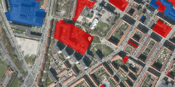 Jordforureningskort på Gråspurvevej 57, st. , 2400 København NV
