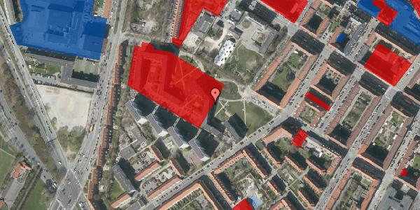 Jordforureningskort på Gråspurvevej 59, st. , 2400 København NV