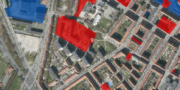 Jordforureningskort på Gråspurvevej 61, st. , 2400 København NV