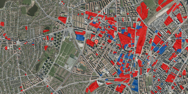 Jordforureningskort på Gråspurvevej 71, 2. 3, 2400 København NV