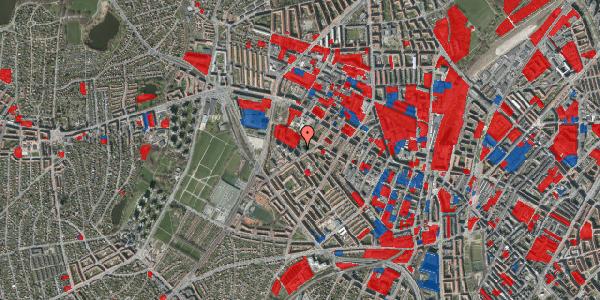 Jordforureningskort på Gråspurvevej 75, st. , 2400 København NV