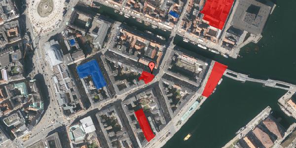 Jordforureningskort på Herluf Trolles Gade 18, st. tv, 1052 København K