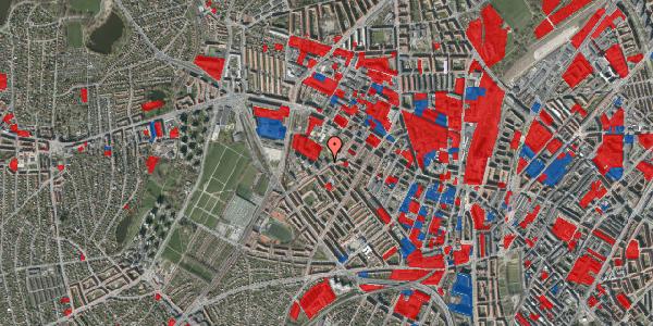 Jordforureningskort på Stærevej 28B, st. , 2400 København NV