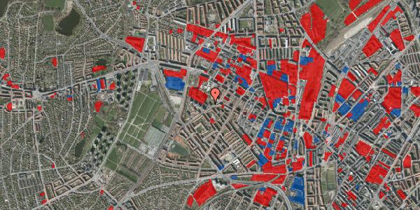 Jordforureningskort på Stærevej 28C, st. , 2400 København NV