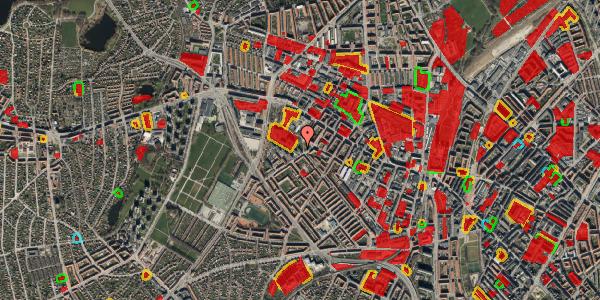 Jordforureningskort på Stærevej 28D, 1. 1, 2400 København NV