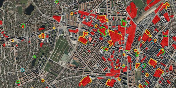 Jordforureningskort på Stærevej 28D, 2. 3, 2400 København NV