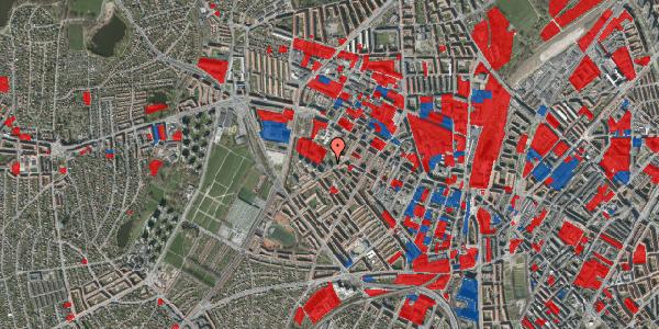 Jordforureningskort på Stærevej 28D, 3. 4, 2400 København NV