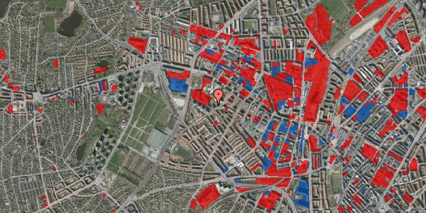 Jordforureningskort på Stærevej 28D, 3. 2, 2400 København NV