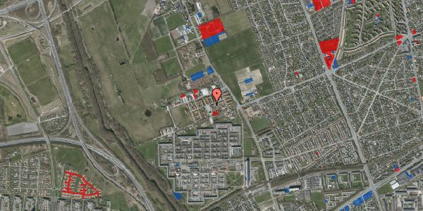 Jordforureningskort på Alarmpladsen 4, 2. , 2650 Hvidovre