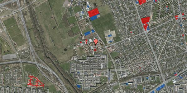 Jordforureningskort på Alarmpladsen 4, st. th, 2650 Hvidovre