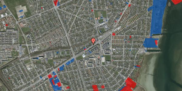 Jordforureningskort på Gammel Køge Landevej 376F, 1. , 2650 Hvidovre
