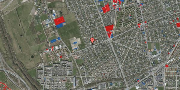 Jordforureningskort på Hf. Dahlia 2, 2650 Hvidovre