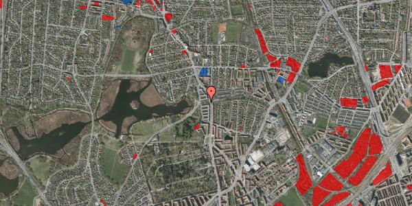 Jordforureningskort på Bispebjerg Parkallé 41B, 2400 København NV