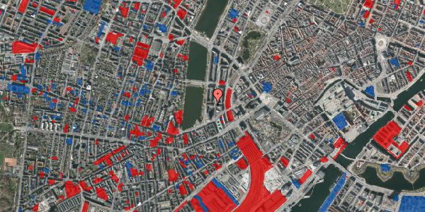 Jordforureningskort på Nyropsgade 42, 5. , 1602 København V