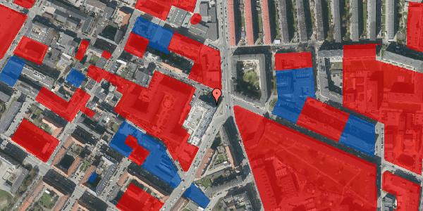 Jordforureningskort på Frederiksborgvej 49, 2400 København NV