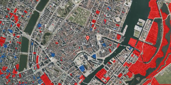 Jordforureningskort på Pilestræde 5, 1112 København K