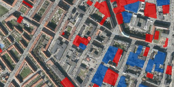 Jordforureningskort på Tranevej 6B, 1. mf, 2400 København NV