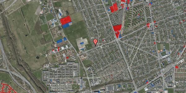 Jordforureningskort på Hf. Dahlia 106, 2650 Hvidovre