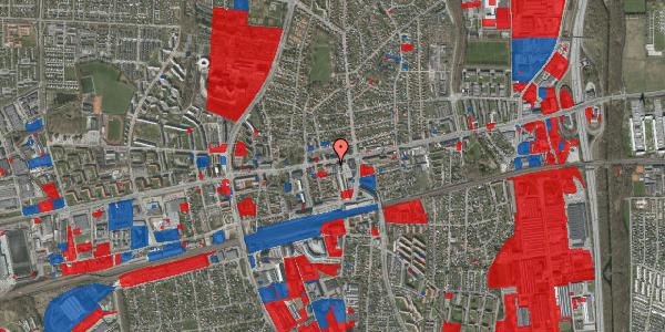 Jordforureningskort på Glostrup Shoppingcenter 28, st. , 2600 Glostrup