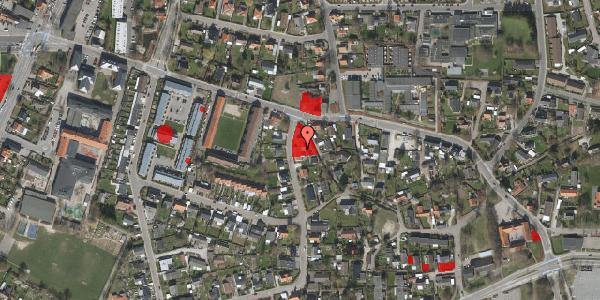 Jordforureningskort på Åvænget 3A, 2630 Taastrup