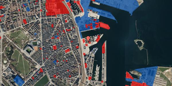 Jordforureningskort på Marmorvej 7F, 3. th, 2100 København Ø