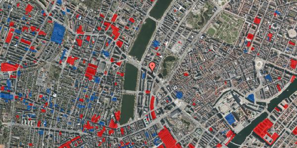 Jordforureningskort på Gyldenløvesgade 15, 6. , 1600 København V