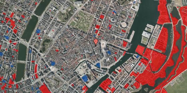Jordforureningskort på Østergade 26D, st. , 1100 København K