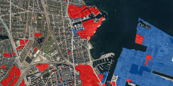 Jordforureningskort på Strandpromenaden 61, 2100 København Ø