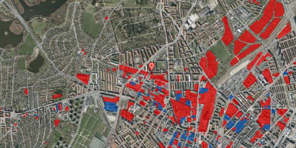 Jordforureningskort på Birkedommervej 29, 3. , 2400 København NV