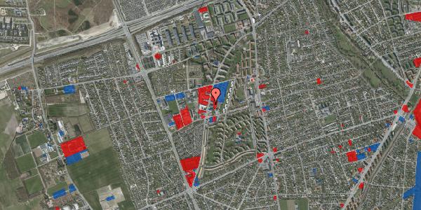 Jordforureningskort på Arnold Nielsens Boulevard 73, 1. , 2650 Hvidovre
