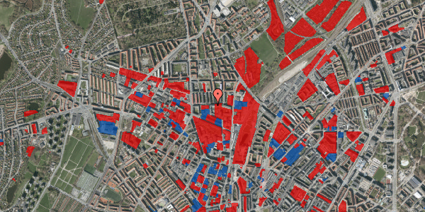 Jordforureningskort på Bisiddervej 20, 3. th, 2400 København NV
