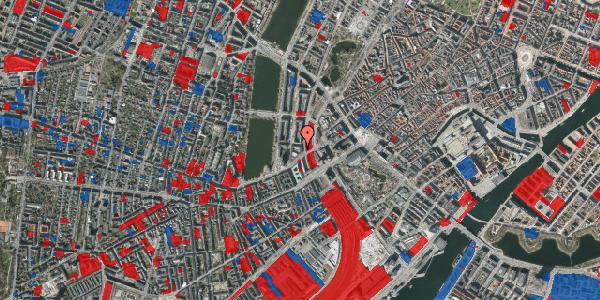 Jordforureningskort på Vester Farimagsgade 9, 3. , 1606 København V