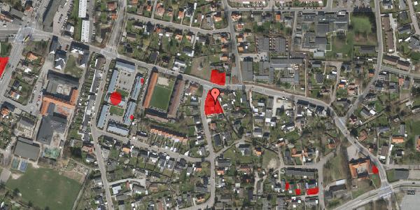 Jordforureningskort på Åvænget 1A, 2630 Taastrup
