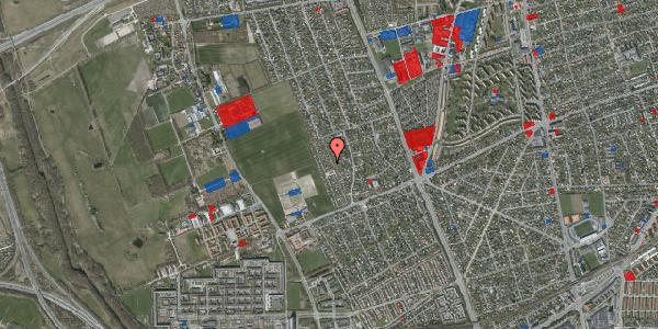 Jordforureningskort på Hf. Dahlia 33, 2650 Hvidovre