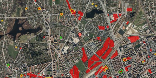 Jordforureningskort på Tuborgvej 233, 2400 København NV