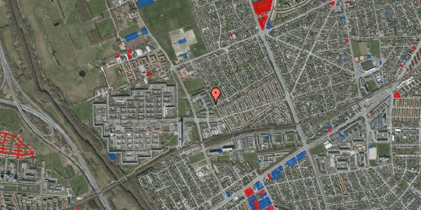 Jordforureningskort på Mellemvangsvej 68, 2650 Hvidovre