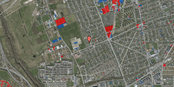 Jordforureningskort på Hf. Dahlia 99, 2650 Hvidovre