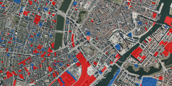 Jordforureningskort på Vesterbrogade 1C, 1620 København V