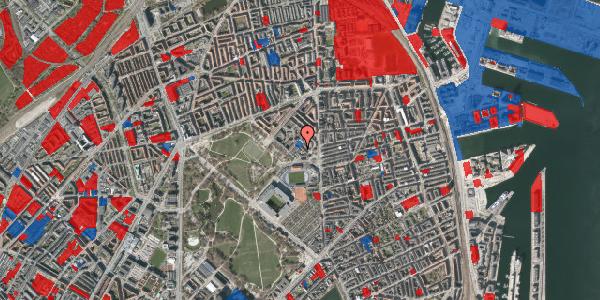 Jordforureningskort på Serridslevvej 2E, 2100 København Ø