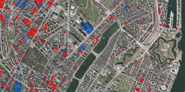 Jordforureningskort på Sortedam Dossering 53A, 2100 København Ø