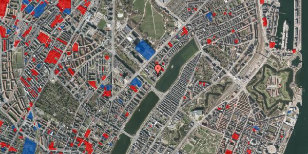 Jordforureningskort på Sortedam Dossering 53D, kl. , 2100 København Ø