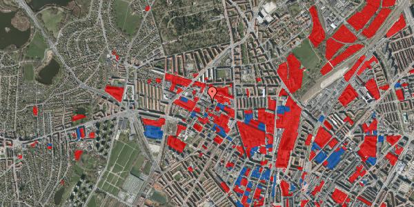 Jordforureningskort på Rentemestervej 56A, 2400 København NV