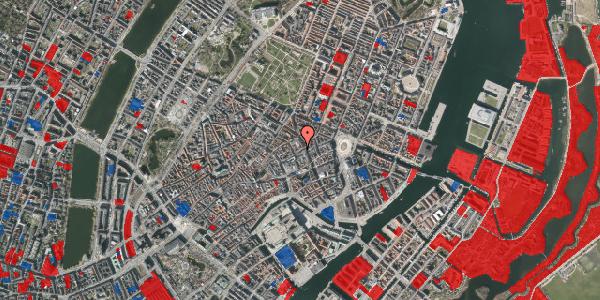 Jordforureningskort på Antonigade 9, 3. , 1106 København K