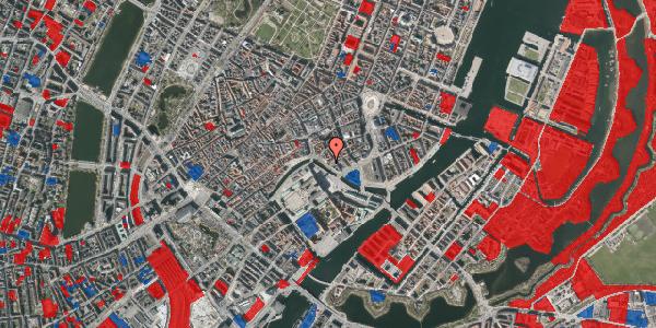 Jordforureningskort på Ved Stranden 12, 3. , 1061 København K