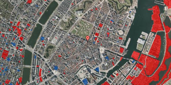 Jordforureningskort på Møntergade 19B, 1116 København K