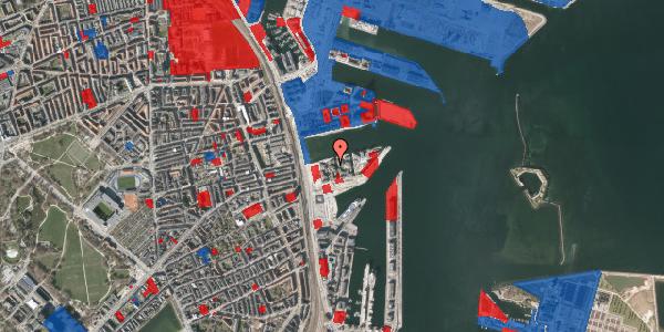 Jordforureningskort på Marmorvej 15A, 1. th, 2100 København Ø