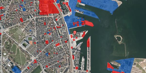 Jordforureningskort på Marmorvej 9C, 1. th, 2100 København Ø